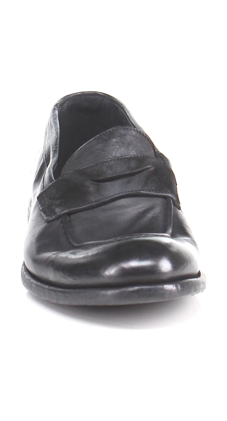 Mocassino Nero Pantanetti Verschleißfeste billige Schuhe