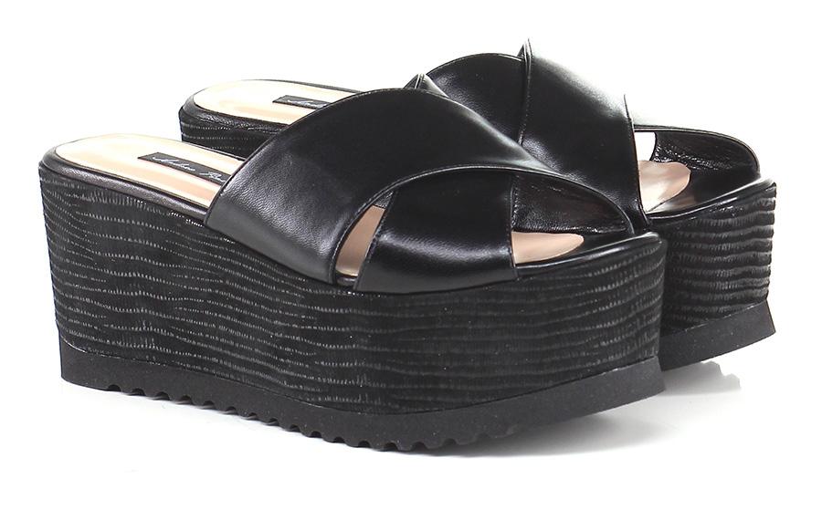 Zeppa Nero Andrea Pinto Verschleißfeste billige Schuhe