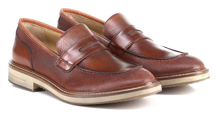 Mocassino billige Cuoio Brimarts Mode billige Mocassino Schuhe fa03d6