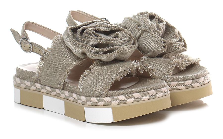 Sandalo basso Sand Jeannot Verschleißfeste billige Schuhe