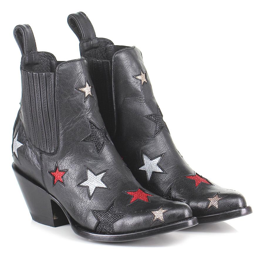 Tronchetto Black/multicolor Mexicana Verschleißfeste billige Schuhe
