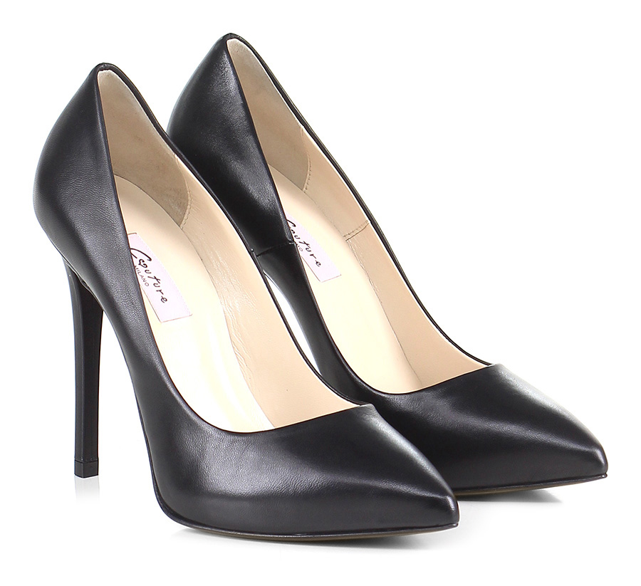 Decolletè Nero Nero Decolletè Couture Verschleißfeste billige Schuhe a9eeb0