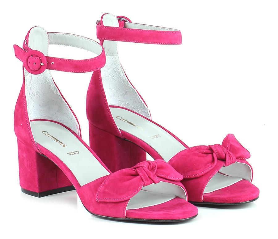 Sandalo alto Fuxia Carmens Verschleißfeste billige Schuhe