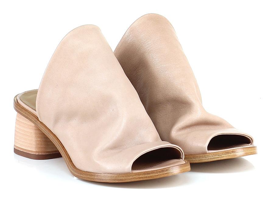 Sandalo alto Carne Lemare' Mode billige Schuhe