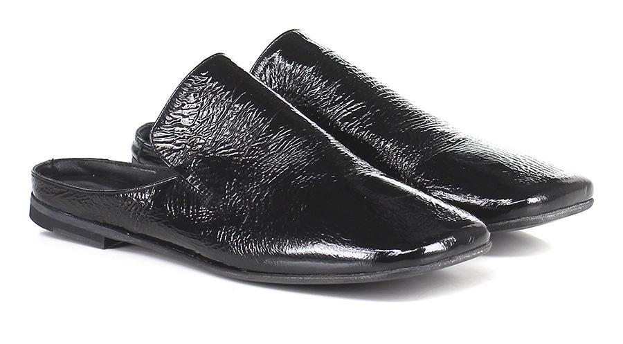 Scarpa bassa Nero Fiori Francesi Hohe Qualität