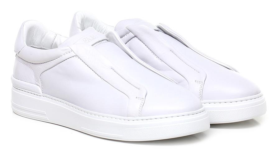 Sneaker Bianco Fabi