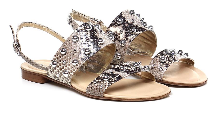 Sandalo basso Roccia Bottega Dell'artigiano