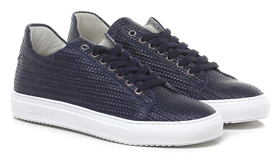 Sneaker Blu Cesare P. Verschleißfeste billige Schuhe
