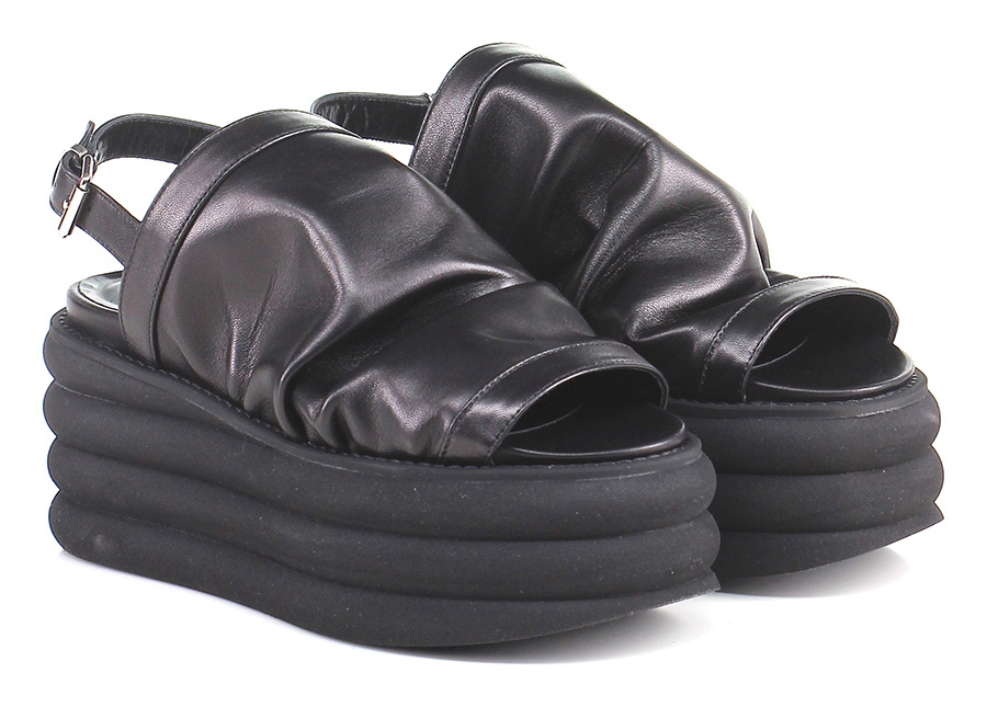 Zeppa Nero Giampaolo Viozzi Verschleißfeste billige Schuhe