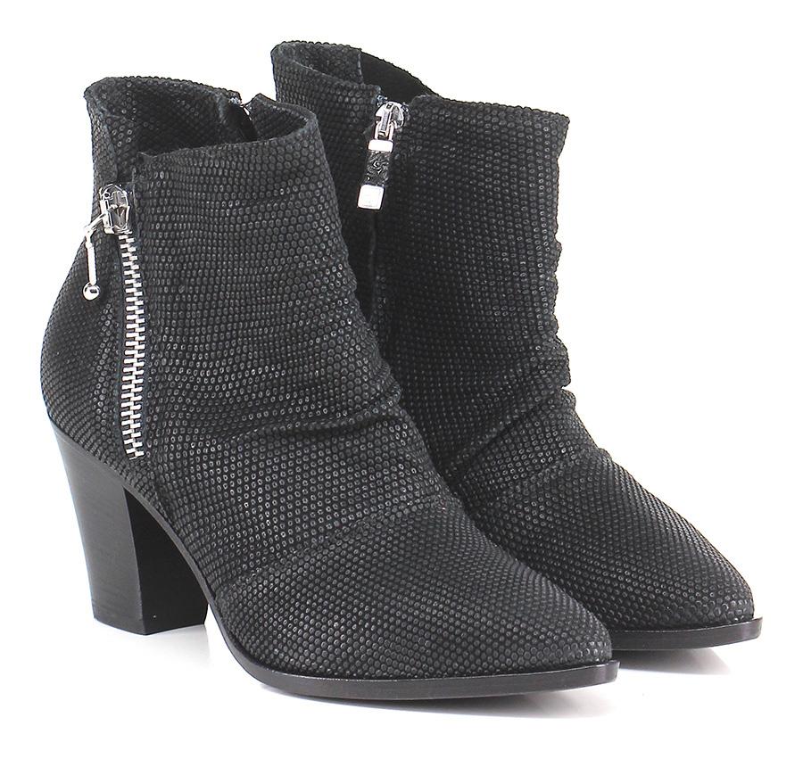 Tronchetto Nero Alberto Fermani Verschleißfeste billige Schuhe