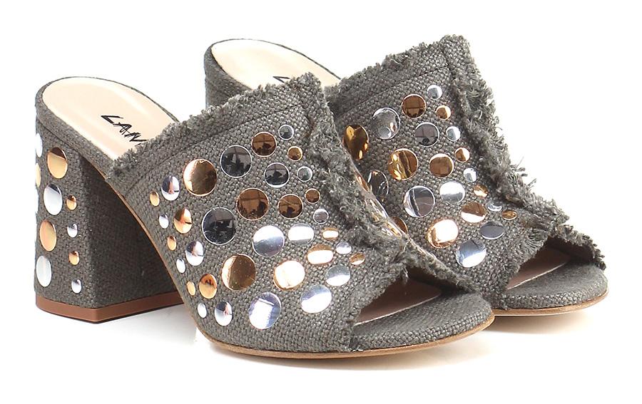 Sandalo Lami alto Verde Lami Sandalo Firenze Mode billige Schuhe c6d08b