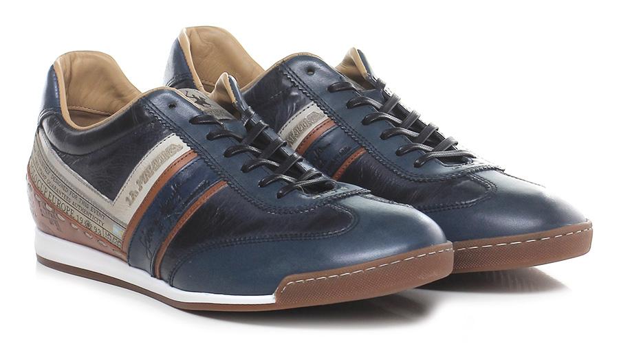 Sneaker Blu/cuoio La Martina