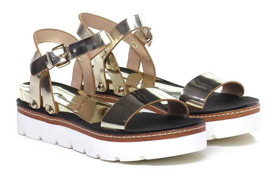 Zeppa  Oro Tosca Blu Shoes