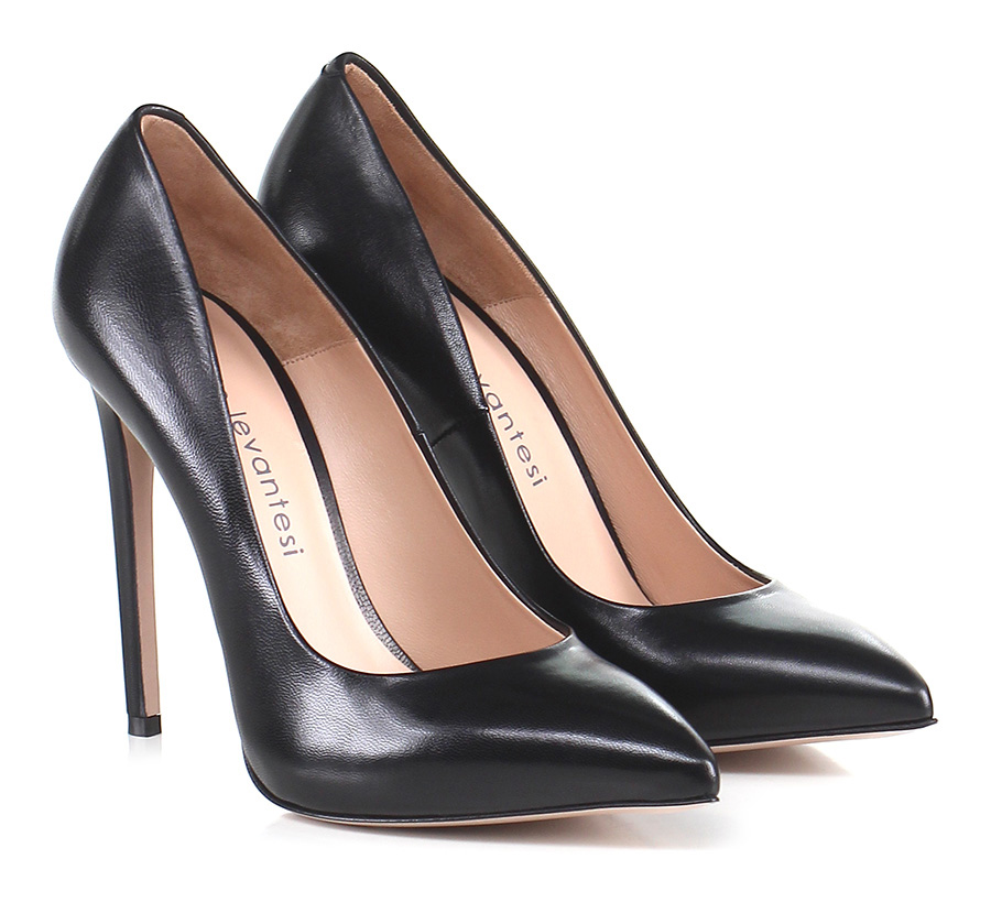 Decolletè Nero Sergio Levantesi Verschleißfeste billige Schuhe Schuhe billige ccfec1