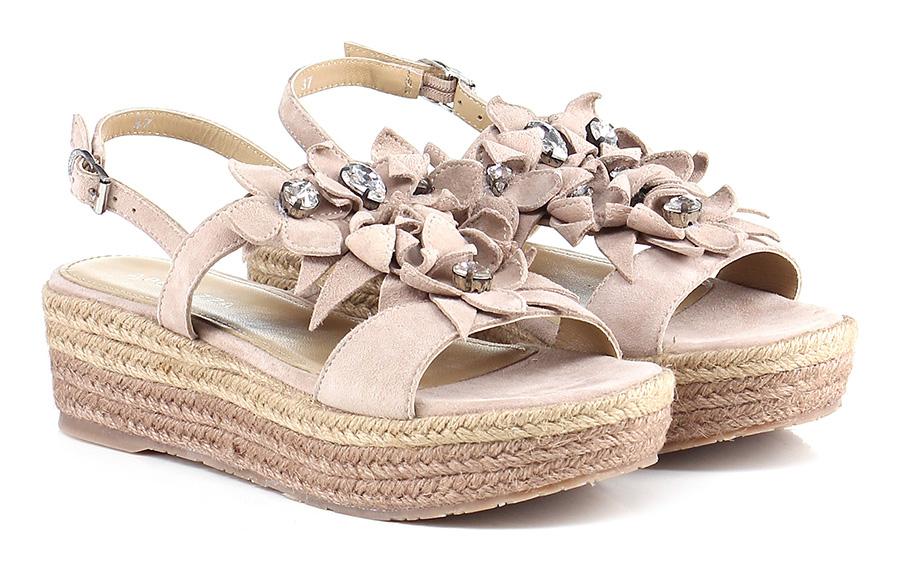 Zeppa Carne Apepazza Verschleißfeste billige Schuhe