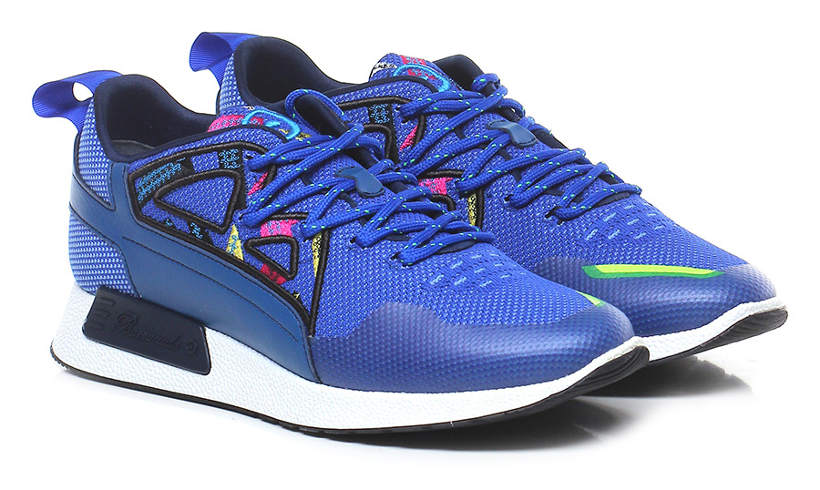 Sneaker Blu Barracuda Barracuda Barracuda Mode billige Schuhe 5a4ffa