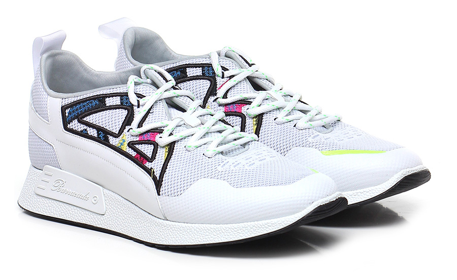 Sneaker Bianco/ghiaccio Barracuda Schuhe Mode billige Schuhe Barracuda b2fbf1
