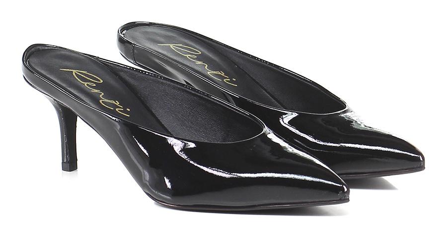 Scarpa con tacco Nero Renzi Mode billige Schuhe Schuhe billige a52acd