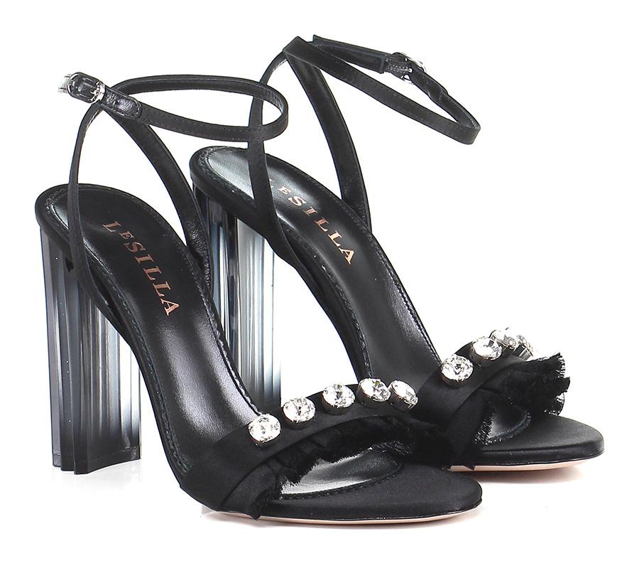 Sandalo alto    Nero Le Silla cf9741