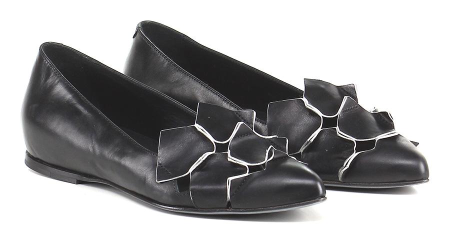 Scarpa bassa Nero I.N.K. Verschleißfeste billige Schuhe