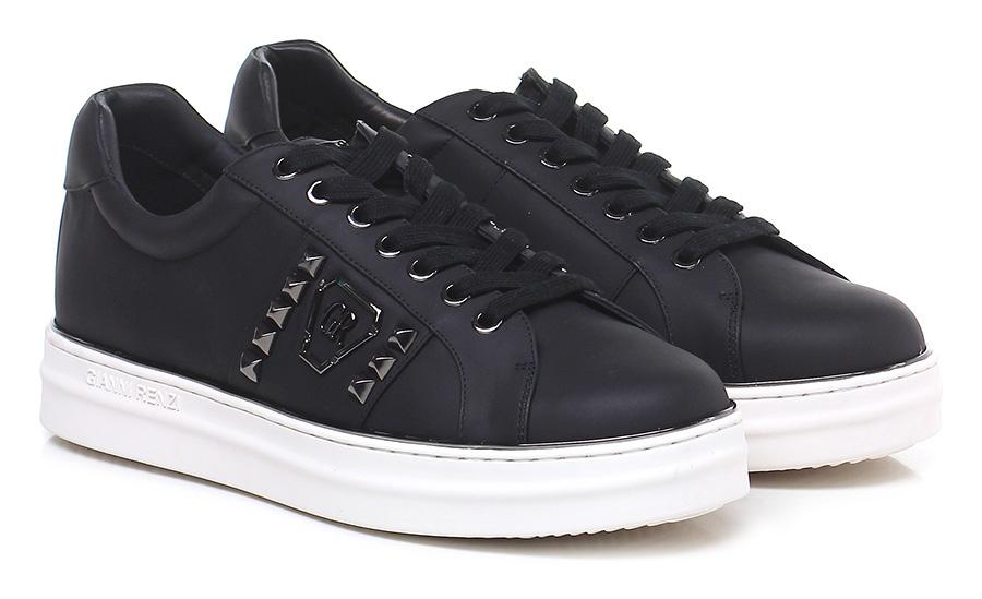Sneaker Nero Gianni Renzi Couture Scarpe economiche e buone