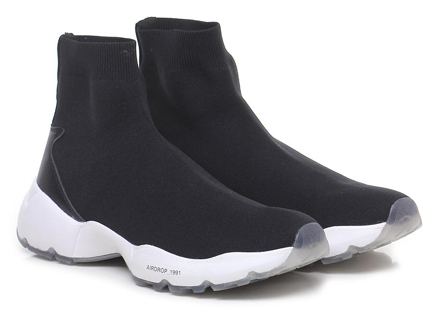 Sneaker Black OXS OXS Black Verschleißfeste billige Schuhe ce774f