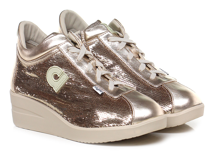 Sneaker Oro Agile by Rucoline Hohe Qualität