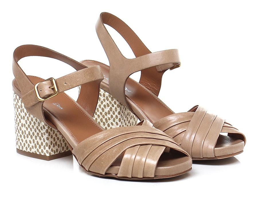 Sandalo alto  Sabbia Julie Julie Sabbia Dee 5a3d01