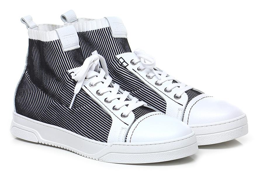 Sneaker Bianco/nero Beyond Scarpe economiche e buone