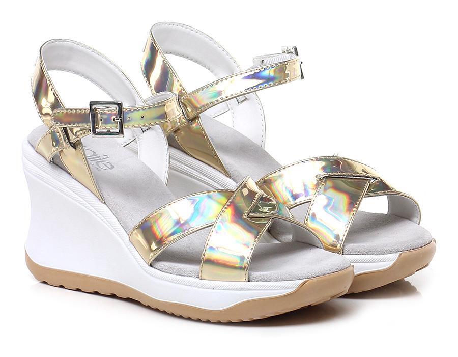 Zeppa Oro Agile by Rucoline Mode billige Schuhe