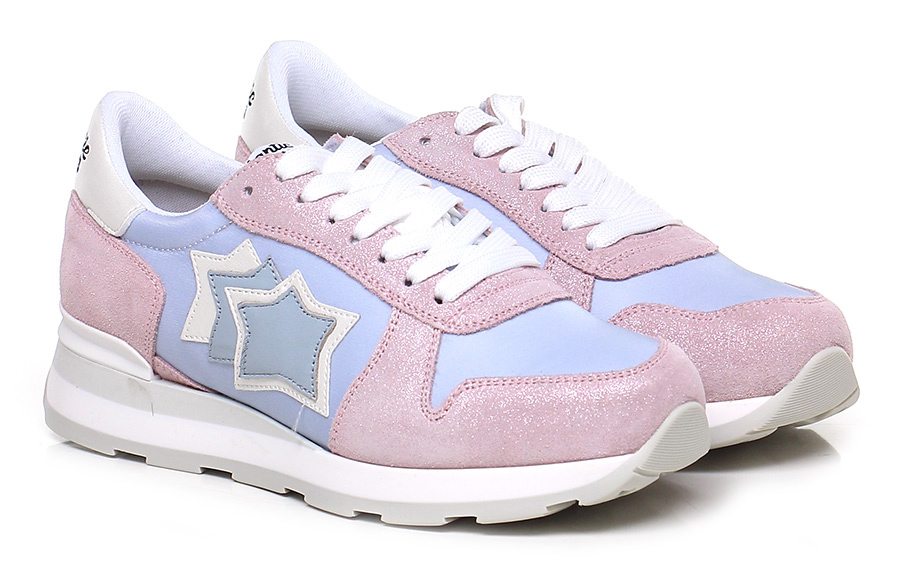 Sneaker Pink/sky Atlantic Stars Stars Atlantic Verschleißfeste billige Schuhe b2960c