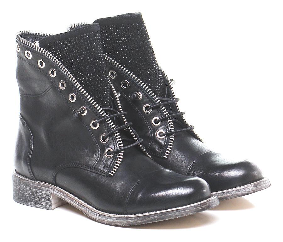 Polacco Nero Mode Soigne' Mode Nero billige Schuhe d8b1ad