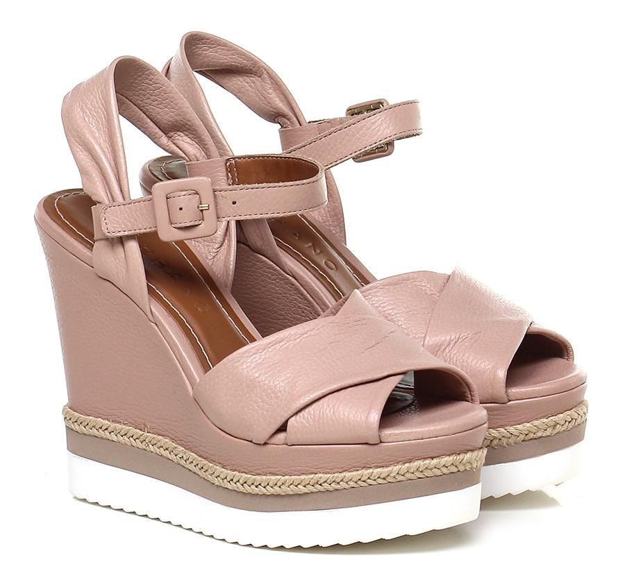 Zeppa Rosa Carrano Carrano Carrano Mode billige Schuhe def155