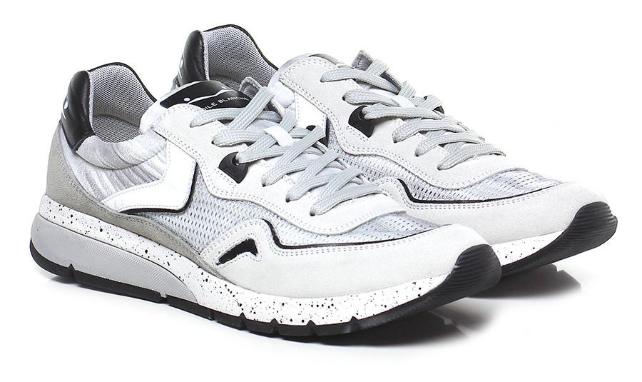 Sneaker Ivory/grey Voile Blanche Verschleißfeste billige Schuhe