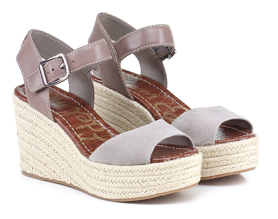 Zeppa Grey/turtle Sam Edelman