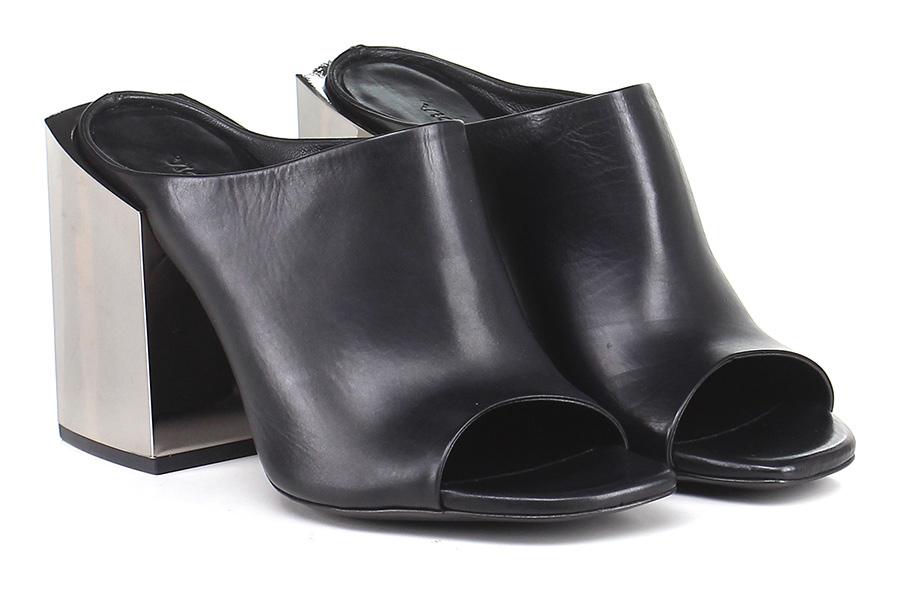 Sandalo alto  Black Vic Matiè