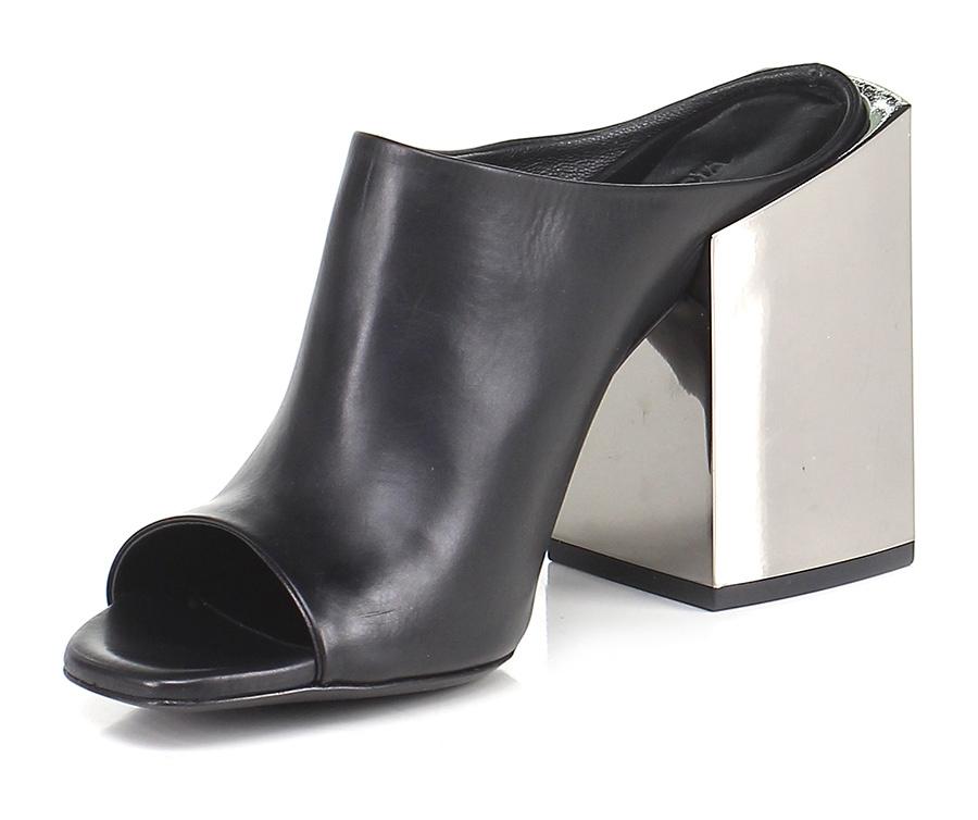 Sandalo alto  Black Vic Vic Black Matiè 9031b9