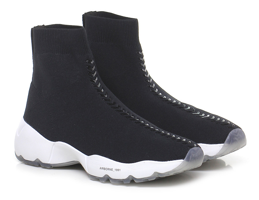 Sneaker Black OXS  Mode billige Schuhe