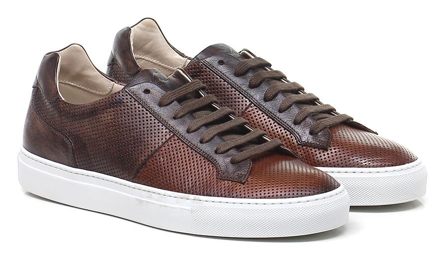 Sneaker Cuoio/t.moro Corvari Mode billige Schuhe