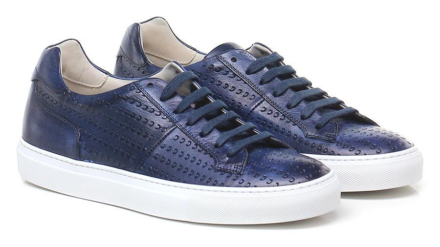 Sneaker Blu Corvari Schuhe Mode billige Schuhe Corvari 8b4d14