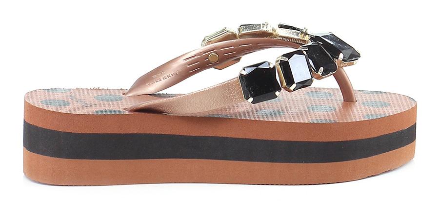 Sandalo basso Ottone Indaia Verschleißfeste billige Schuhe