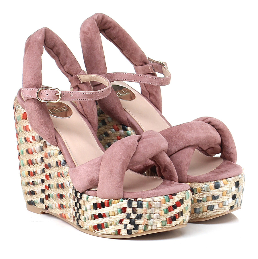 Zeppa Rosa antico RAS Verschleißfeste billige Schuhe