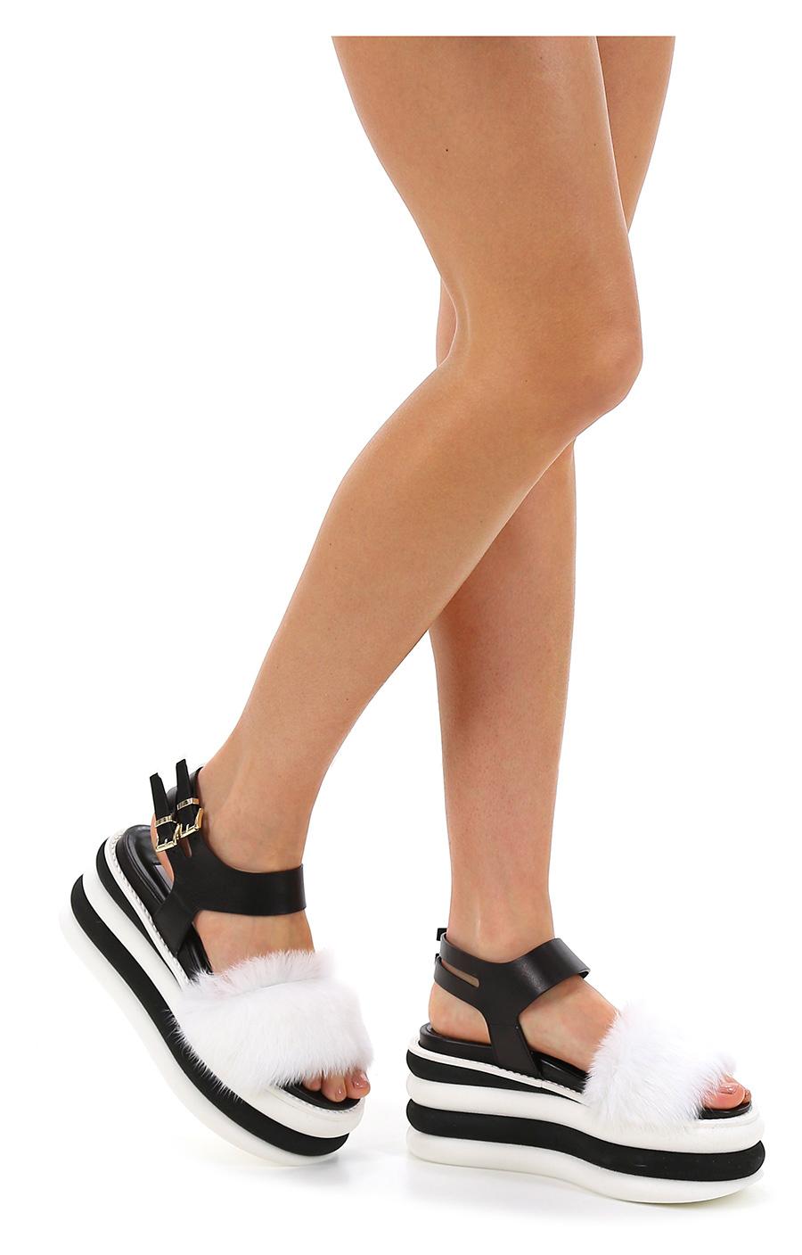 Zeppa Nero/bianco Giampaolo Viozzi Verschleißfeste billige Schuhe