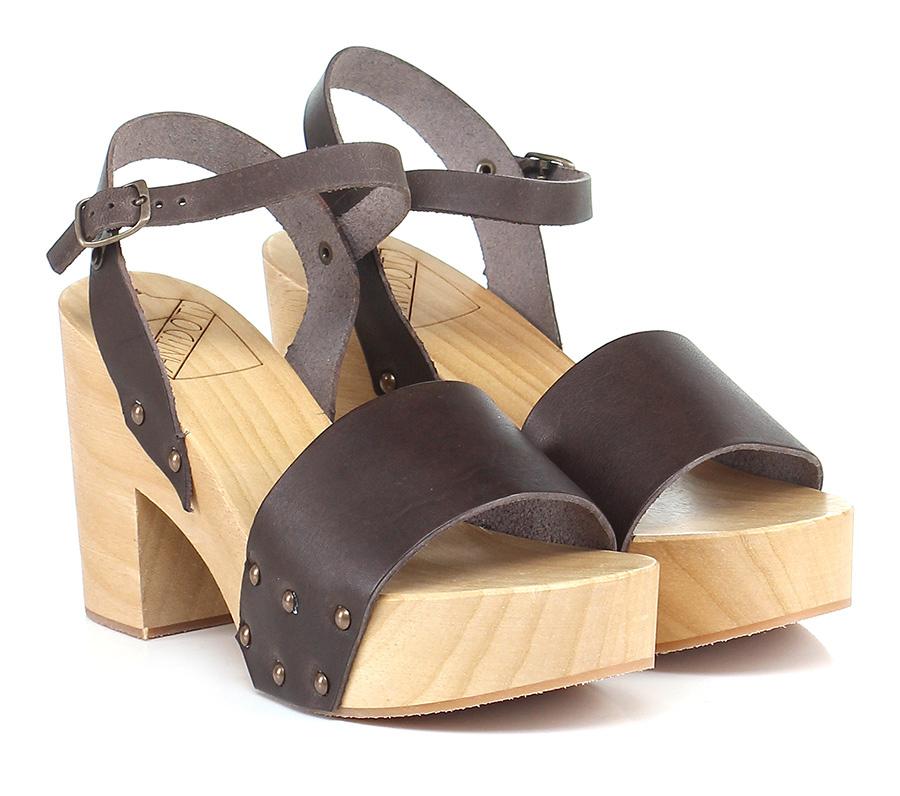 Sandalo alto  T.moro Antidoti