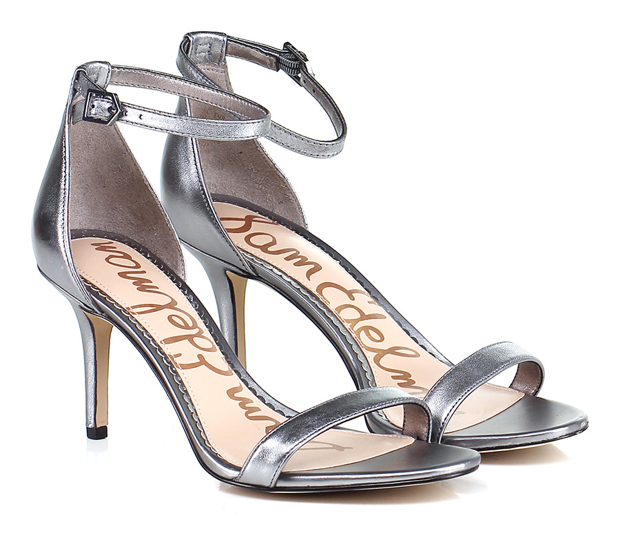 Sandalo alto Pewter Sam Edelman Hohe Qualität