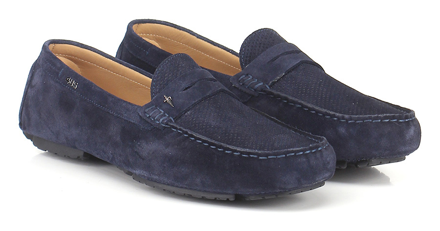 Mocassino Navy Paciotti 4US