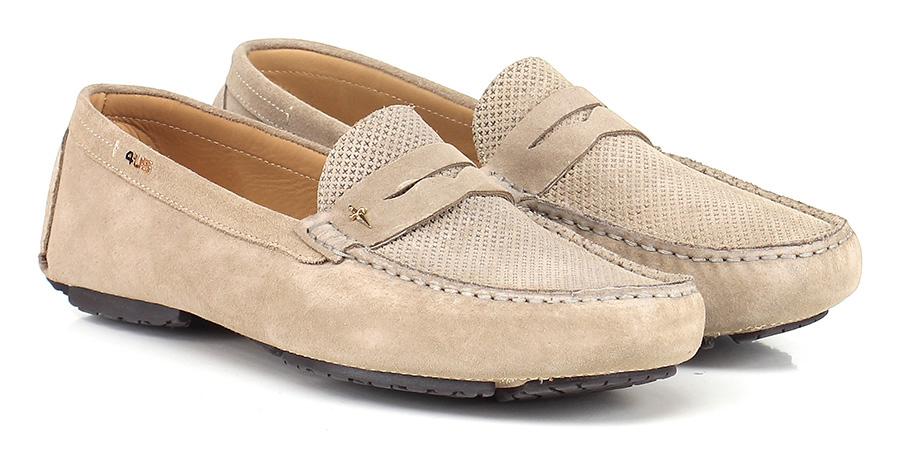 Mocassino Sand Paciotti 4US Verschleißfeste billige Schuhe