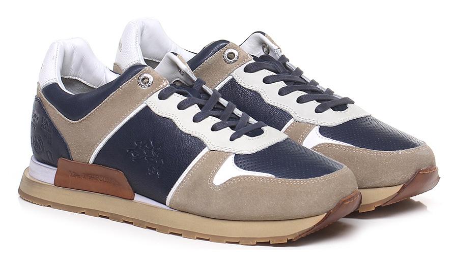 Sneaker  Blu/taupe La Martina Scarpe economiche e buone