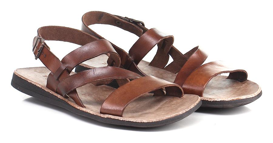 Sandalo basso Mogano Brador