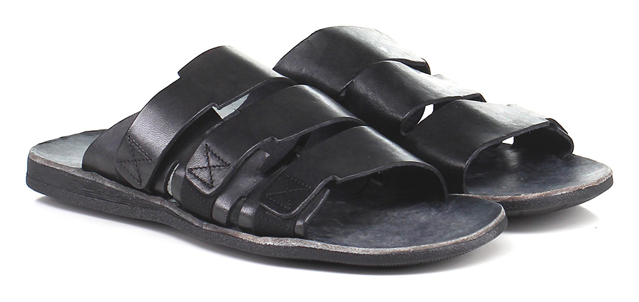 Sandalo Nero Brador Verschleißfeste billige Schuhe